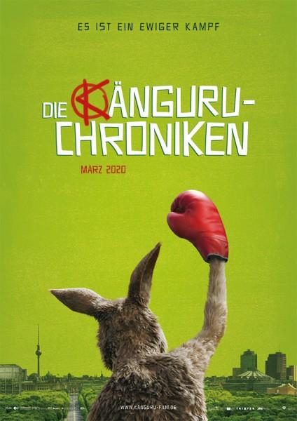 Die Känguru-Chroniken Teaser Poster A1