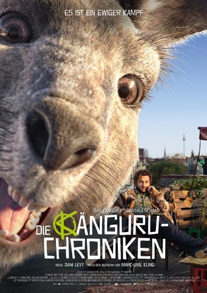 Die Känguru-Chroniken Main Poster A1